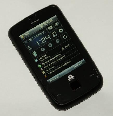 Anydata asp 505 a коммуникатор от скайлинк